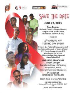 5th HIV Testing Day