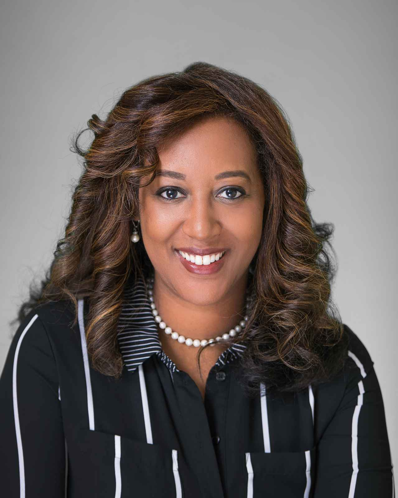 Alma Muriel Fotos menna demessie, ph.d. - congressional black caucus foundation